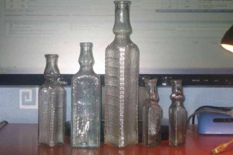 Для чего в Советском Союзе выпускали треугольные стеклянные бутылки