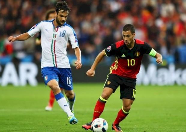Сборные Бельгии и Италии сыграют в рамках стадии 1/4 ЕВРО 2 июля 2021 года