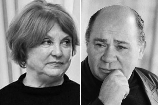 Ушла из жизни Ванда Леонова, вдова актера Евгения Леонова