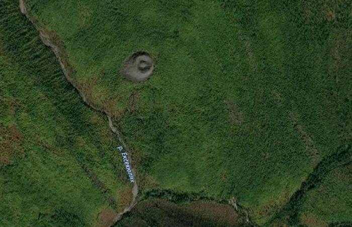Загадка Патомского кратера