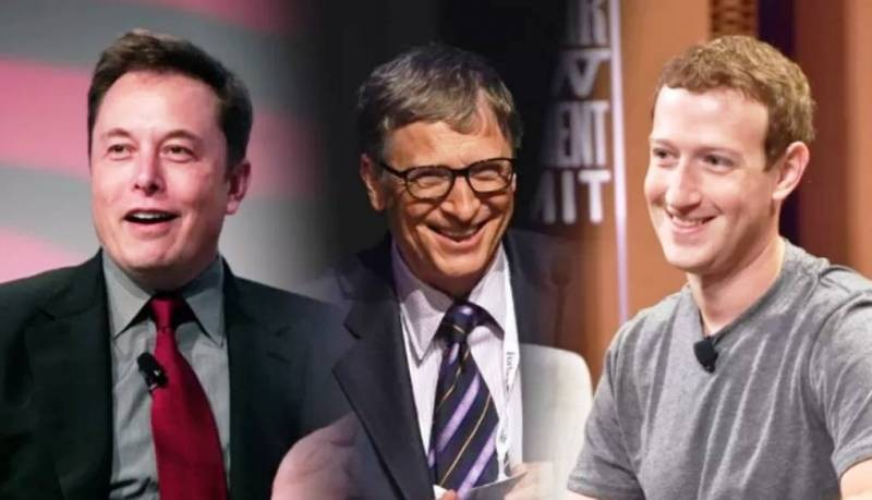 Билл Гейтс, Илон Маск, Марк Цукерберг: какова правдивая история каждого из этих миллиардеров