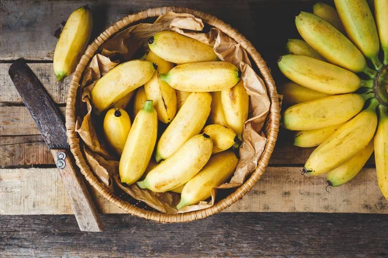 Что будет, если каждый день есть бананы