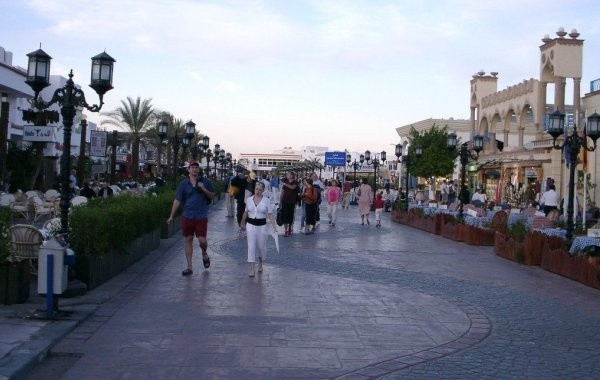 Шарм-эль-Шейх отчитался о подготовке к приему российских туристов