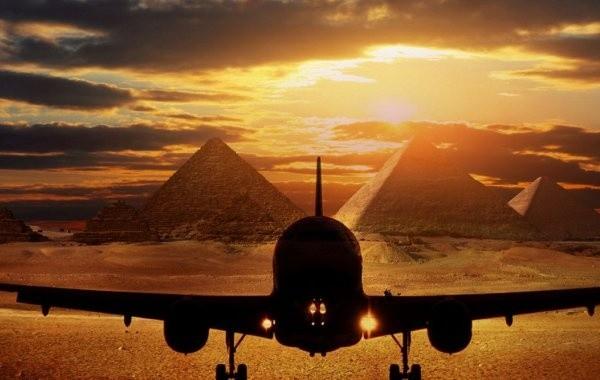 Росавиация не допустила ни одну российскую авиакомпанию к полетам на курорты Египта