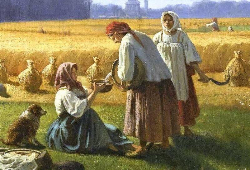 Почитать память Прокопия Жнеца в народе принято 21 июля