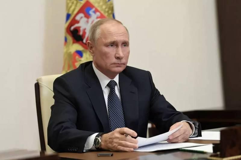 Путин заявил, что готов делиться опытом с США и Китаем