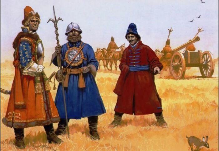"""Кого на Руси называли """"бобылями"""", """"захребетниками"""", """"холупниками"""""""