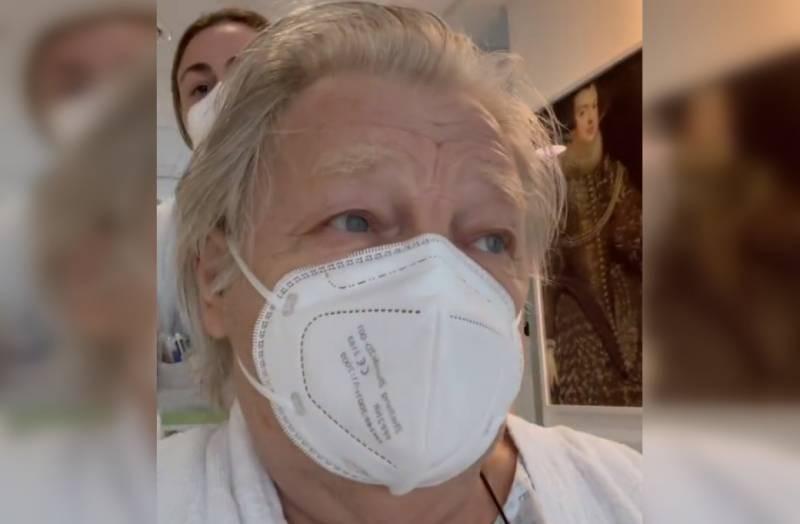 Юрий Антонов приходит в себя после операции