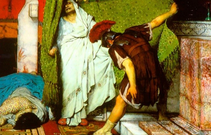 Шпионаж и военная разведка в Древнем Риме