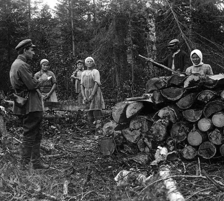 """Как в СССР появился """"остров каннибалов"""""""