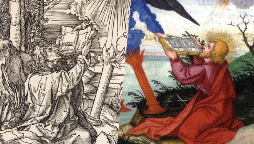 Зачем в христианстве практиковали поедание книг