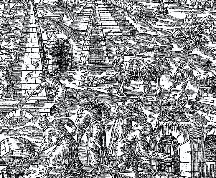 Зачем европейцы ели египетских мумий?