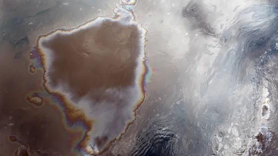Названа предварительная причина разлива нефти у Новороссийска