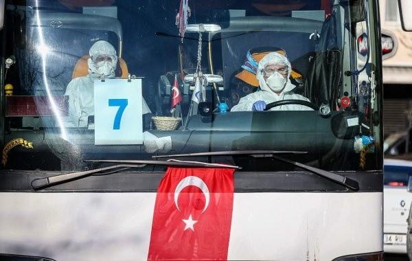 За сутки в Турции зафиксировано рекордное количество смертей от коронавируса за четыре месяца