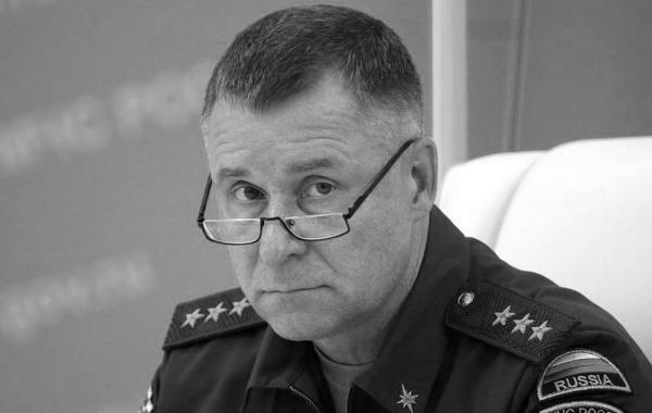 Погиб глава МЧС Евгений Зинчев