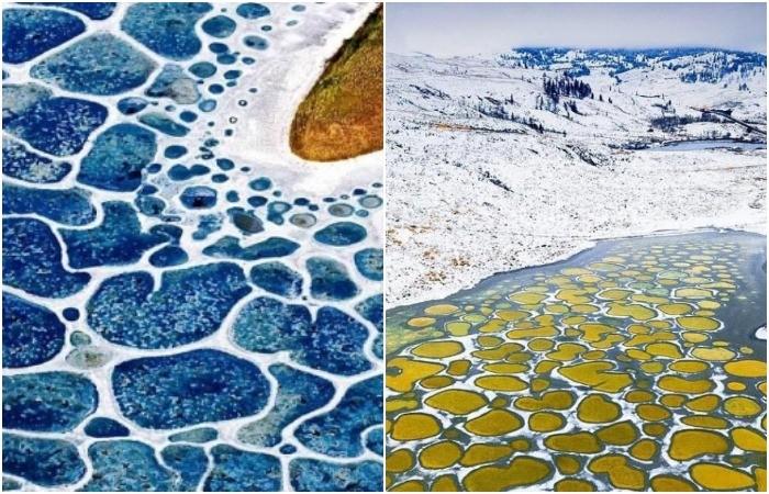 Будто на другой планете: 12 удивительных мест на Земле