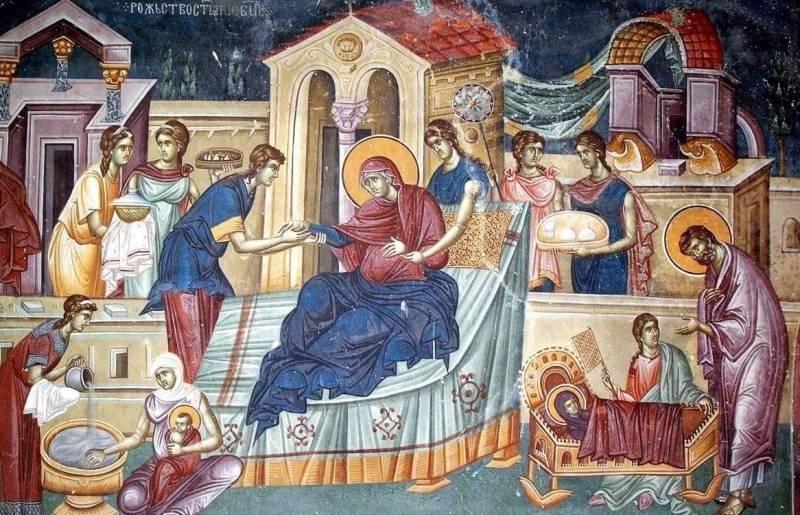 Традиции и приметы, которых придерживаются на Рождество Пресвятой Богородицы