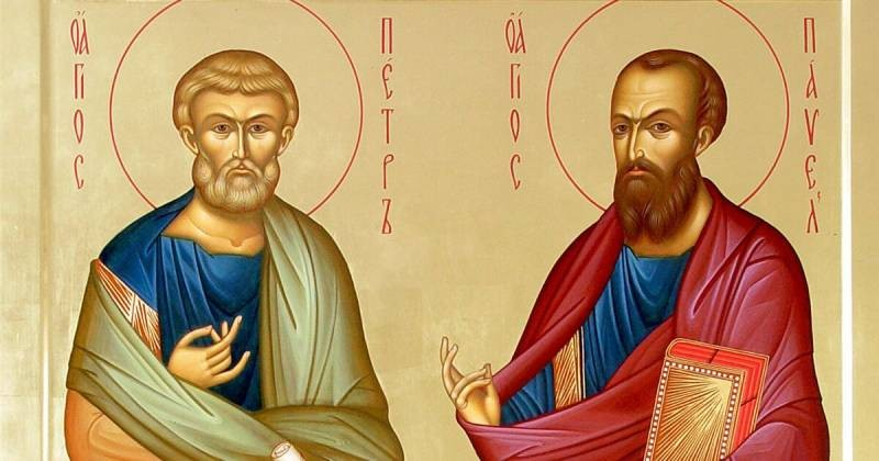 Сильные молитвы на церковный праздник Петра и Павла 23 сентября 2021 года