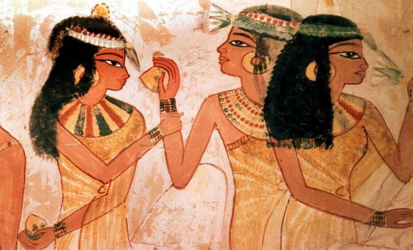История запахов: От ритуала к искусству
