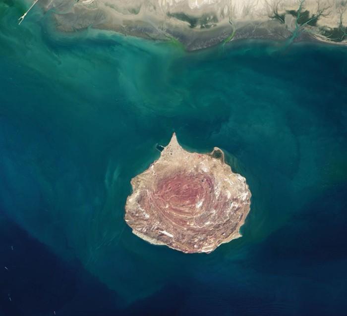 Геологическое чудо: Остров Ормуз