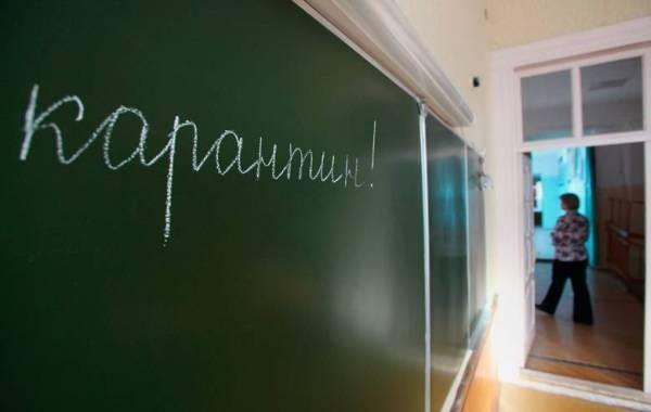 Власти объяснили, будут ли закрывать школы Москвы на карантин