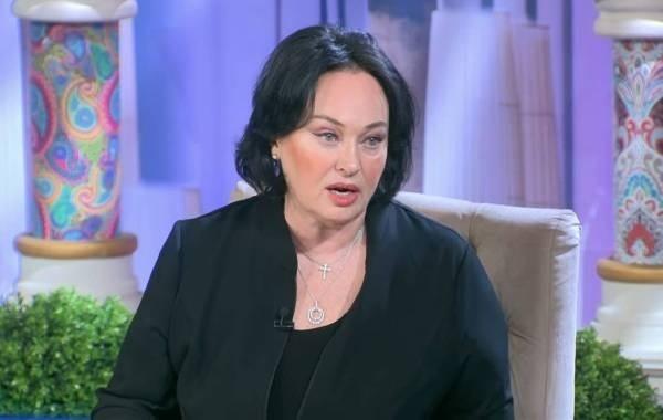 Появилась новая информация о состоянии Ларисы Гузеевой