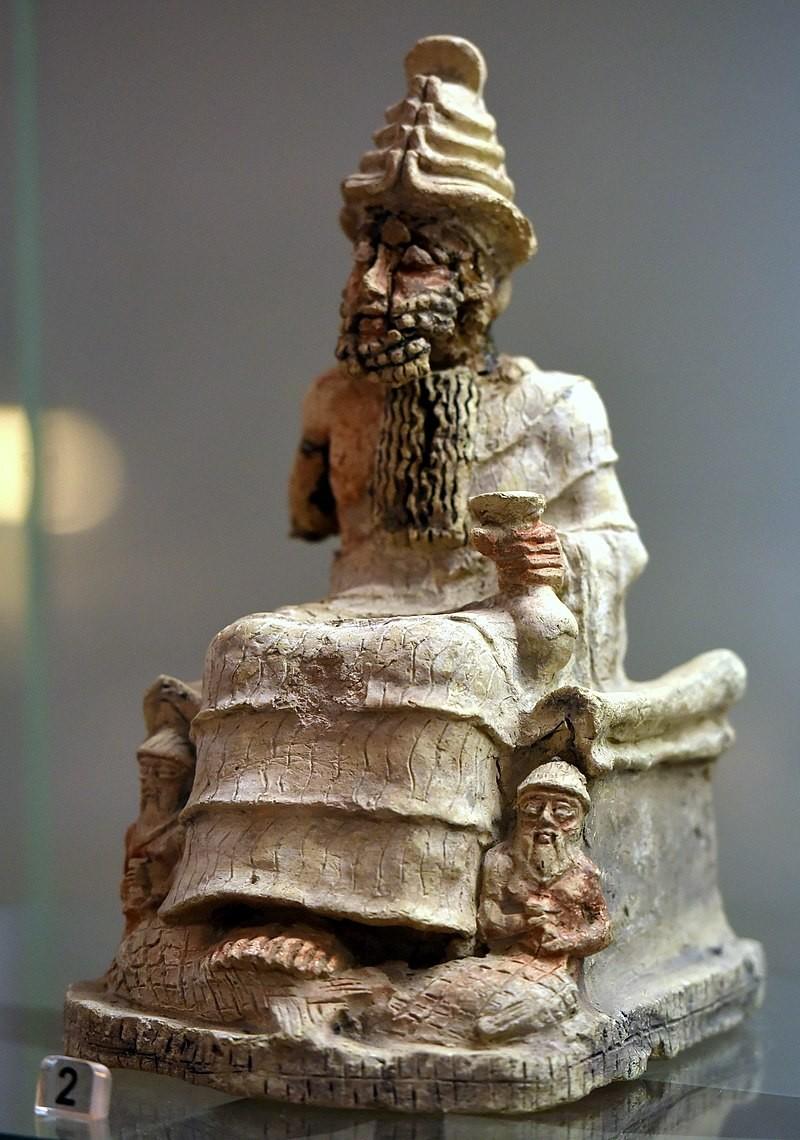 Что древние шумеры писали о сотворении мира