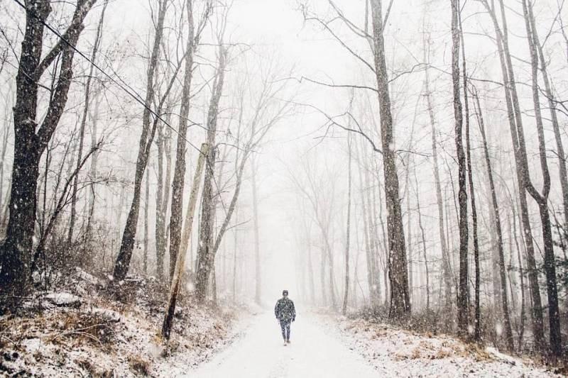 Когда ждать первый снег в Московской области в 2021 году