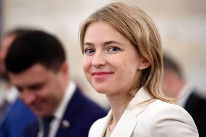 Президент Путин назначил Поклонскую послом РФ в Кабо-Верде