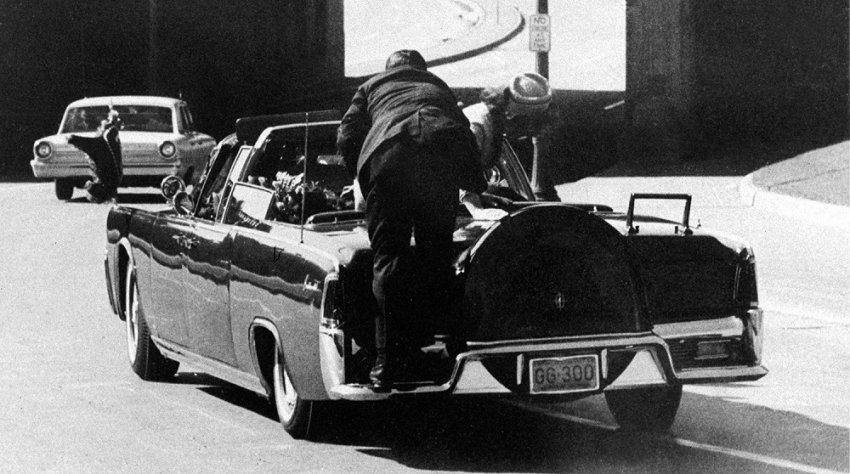 Кто убил Джона Кеннеди?